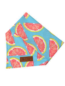 Glorious Grapefruit Bandana