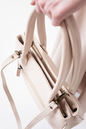 Load image into Gallery viewer, double zip handbag - Masch
