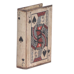 'Jack of Spades' Book Box