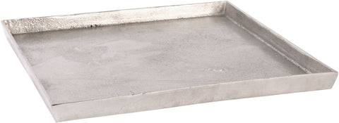 Aluminium Square Decorative Platter