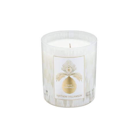 Palm Springs 200g Candle by Matthew Williamson