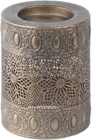 Filigree Pillar Candle Holder