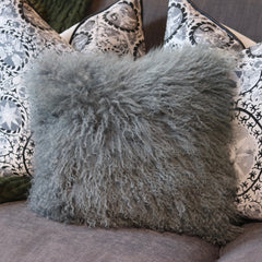 Mongolian Fur Grey