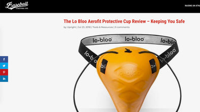 """The Lo Bloo Aerofit Groin Protector – Hard Nut to Crack"""