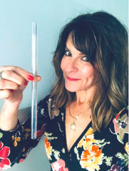 Glass Straws from SoulMate Yerba