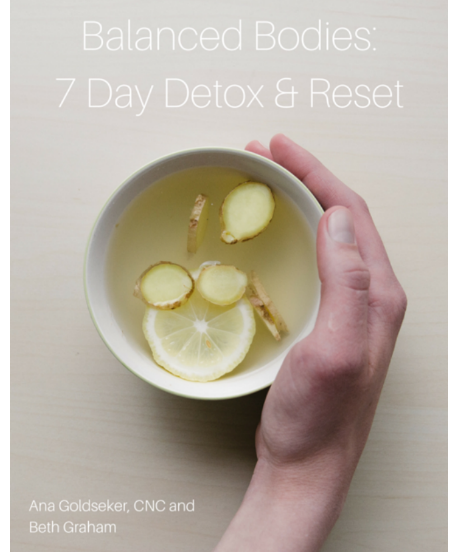 Balanced Bodies: 7 Day Detox and Reset