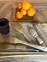 Wood Utensils SoulMate Yerba