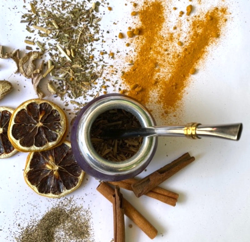 """Clean"" Organic Yerba Mate Tea Blend - Soulmate Yerba Co."