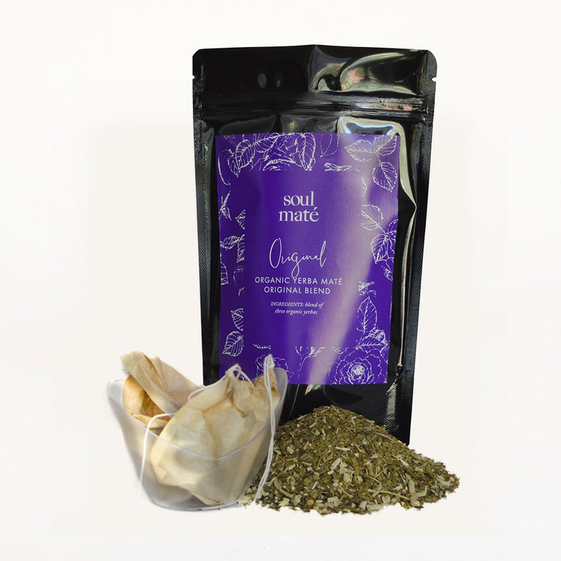 """Original"" Organic Yerba Mate Tea Blend - Soulmate Yerba Co."