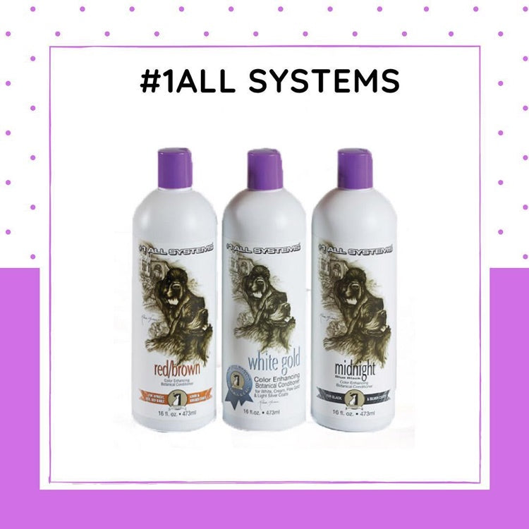 #1 All Systems Professional Pet Conditioners