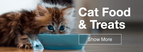 Cat Food & Treats