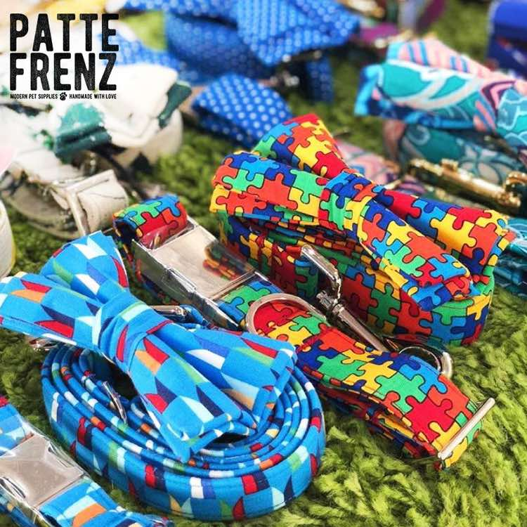 Handmade Pet Accessories with Pattefrenz.