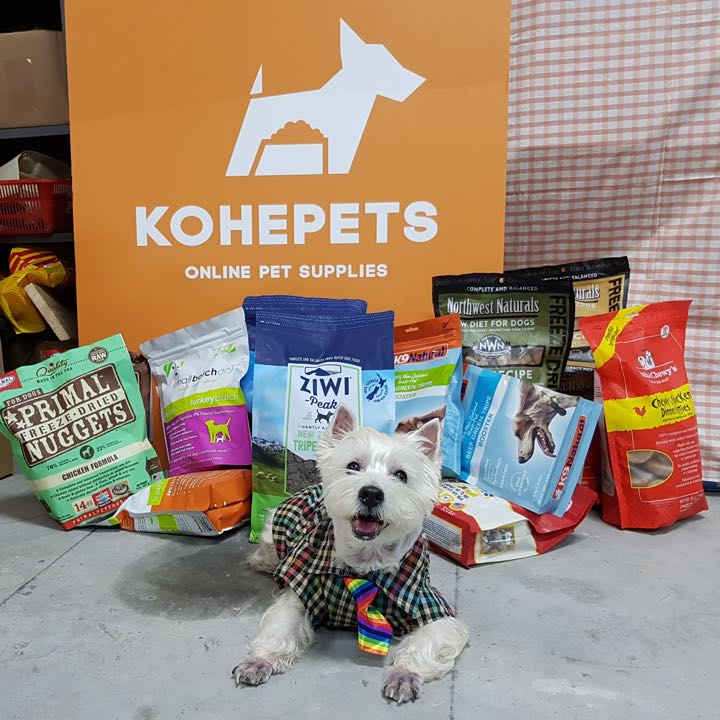 Exclusive Kohepets VIP Launch Promotion at Pet Expo 2019!