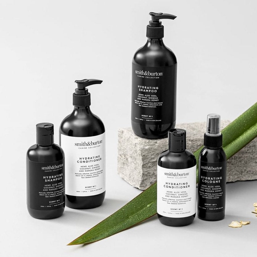 Smith & Burton Grooming Products — A Treat For Your Senses