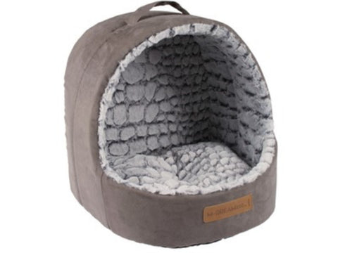 10% OFF: M-Pets Snake Suede Cushion Dog Bed - Kohepets