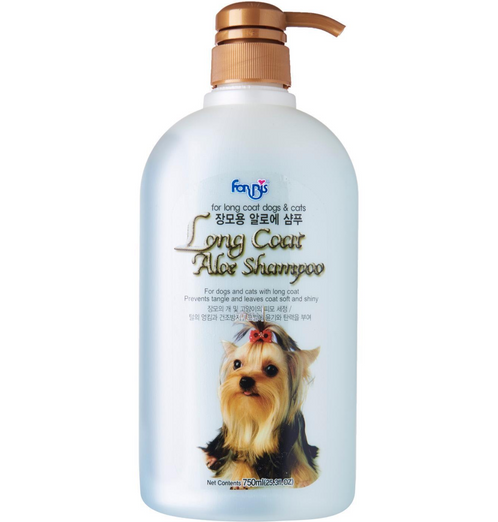 Forbis Long Coat Aloe Shampoo - Kohepets