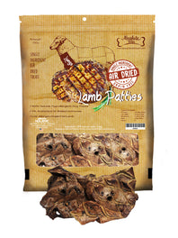 Absolute Bites Air Dried Lamb Patties Dog Treats 300g