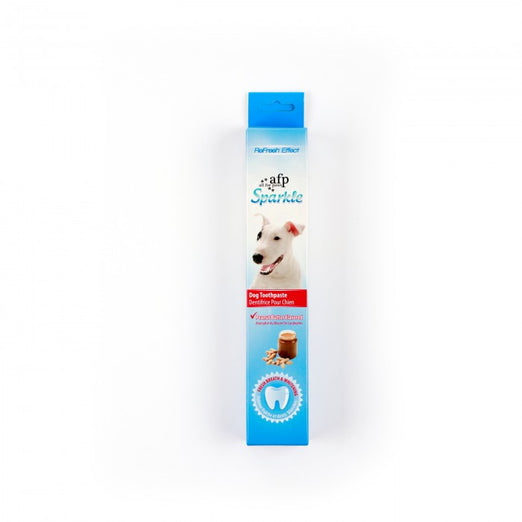 All For Paws Sparkle Peanut Butter Flavour Toothpaste 2.5oz