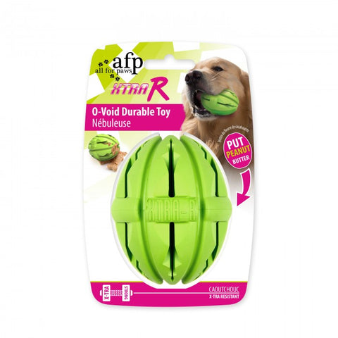 All For Paws Xtra-R Durable O-Void Dog Toy - Kohepets