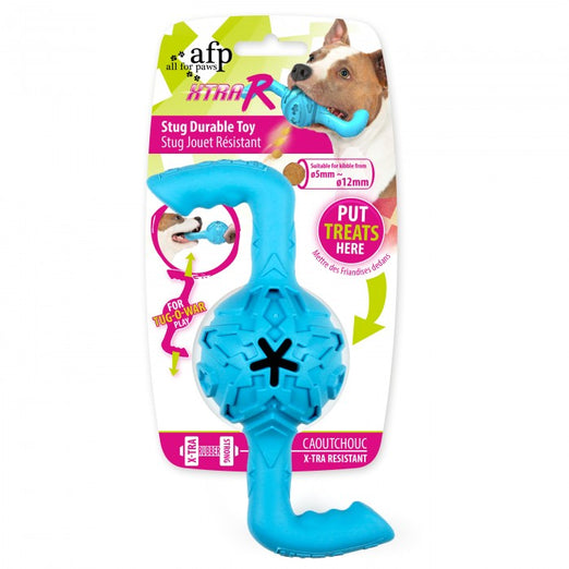 All For Paws Xtra-R Durable Stug Dog Toy - Kohepets