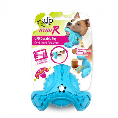 All For Paws Xtra-R Durable UFO Dog Toy
