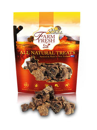 Alps Natural Farm Fresh Deer Nuggets Dog Treat 80g