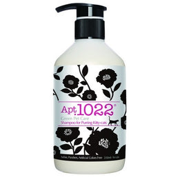 APT. 1022 Shampoo For Purring Kitty-Cats 310ml