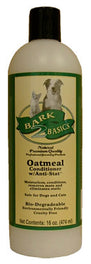 Bark 2 Basics Oatmeal Conditioner with Anti-Stat 15oz