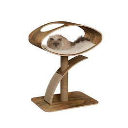 30% OFF: Vesper V-High Lounge In Walnut Cat Post