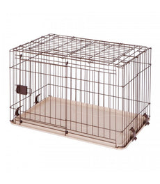 Marukan Dog Cage With Ceiling Fence