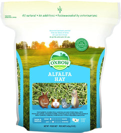 2 FOR $16: Oxbow Alfalfa Hay 15oz (LIMITED TIME)
