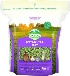 2 FOR $19: Oxbow Botanical Hay 15oz (LIMITED TIME)