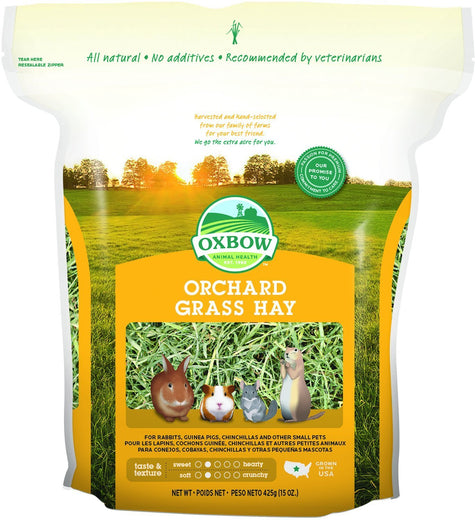 Oxbow Orchard Grass Hay 15oz