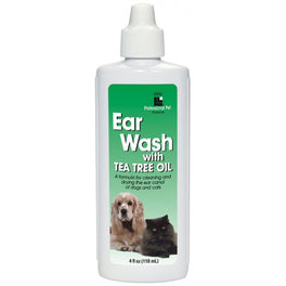 PPP Ear Wash With Tea Tree Oil 4oz