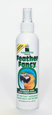 PPP Feather Fancy Plumage & Skin Spray Conditioner 8oz - Kohepets