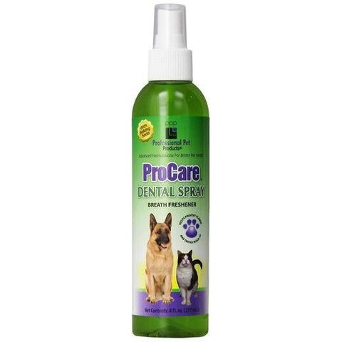 PPP Procare Dental Spray 8oz