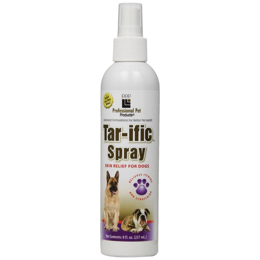 PPP Tar-ific Skin Relief Spray 8oz - Kohepets