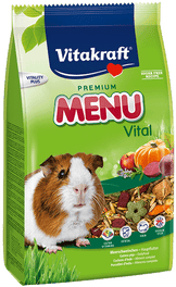 Vitakraft Menu Vital Guinea Pig Food 3kg