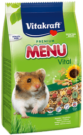 Vitakraft Menu Vital Hamster Food 1kg