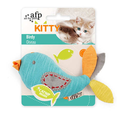 All For Paws Kitty Bird Cat Toy - Kohepets