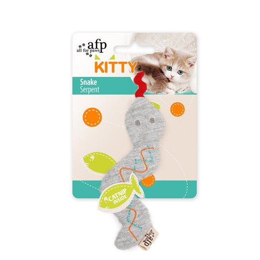 All For Paws Kitty Snake Cat Toy - Kohepets