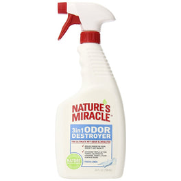 Nature's Miracle 3 in 1 Odor Destroyer Spray 24oz