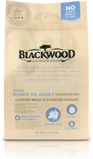 Blackwood Catfish Meal & Pearled Barley Dry Dog Food - Kohepets