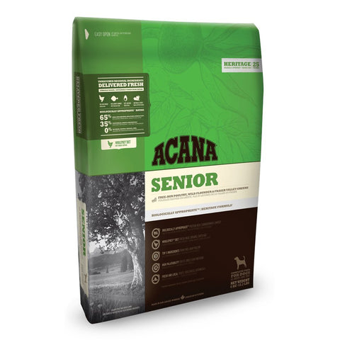 ACANA Heritage Senior Grain-Free Dry Dog Food - Kohepets