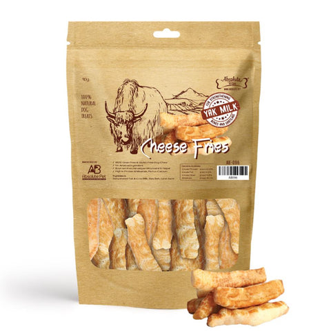 33% OFF: Absolute Bites Himalayan Yak Cheese Fries Dog Treats 90g