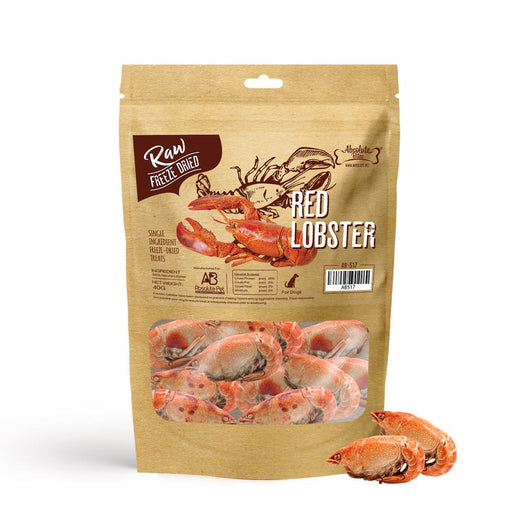 33% OFF: Absolute Bites Red Lobster Freeze Dried Raw Dog & Cat Treats 40g - Kohepets