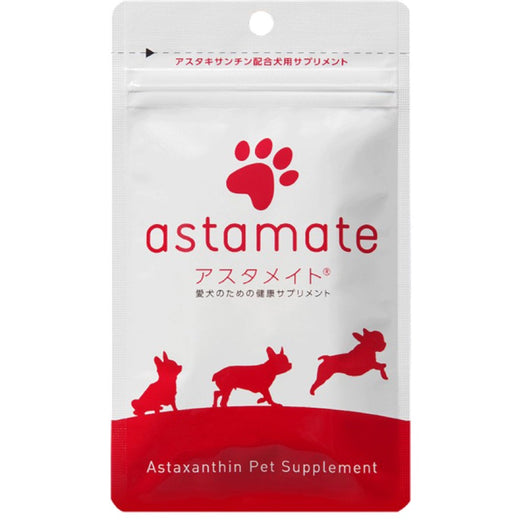 Astamate Astaxanthin Pet Supplement 60ct - Kohepets