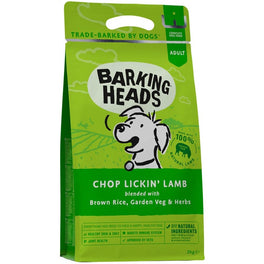 Barking Heads Chop Lickin' Lamb Dry Dog Food