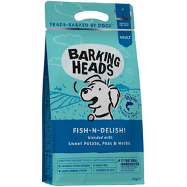 Barking Heads Fish-N-Delish Dry Dog Food