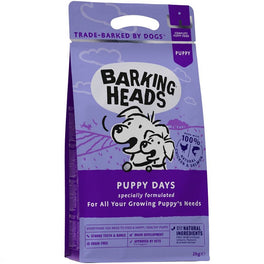 Barking Heads Grain Free Puppy Days Dry Dog Food